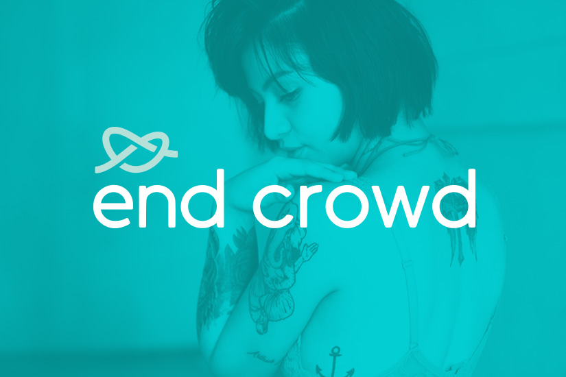End Crowd Logo