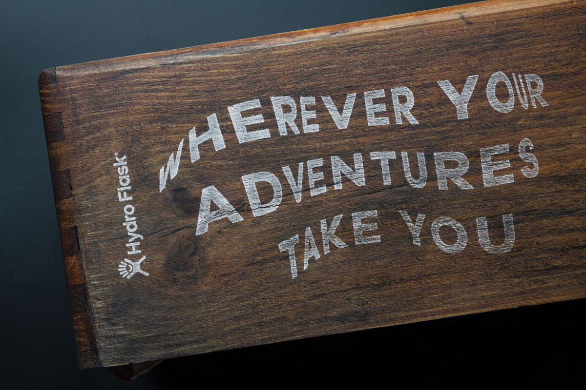 Wherever Your Adventure Takes You Treatment Process
